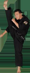 Master Yang Kicking